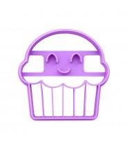 Koekjesvorm uitsteker cupcake muffin