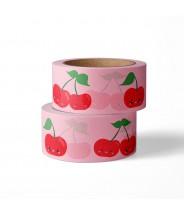 Washi tape studio inktvis kersjes