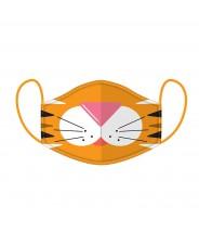 Mondmasker tijger