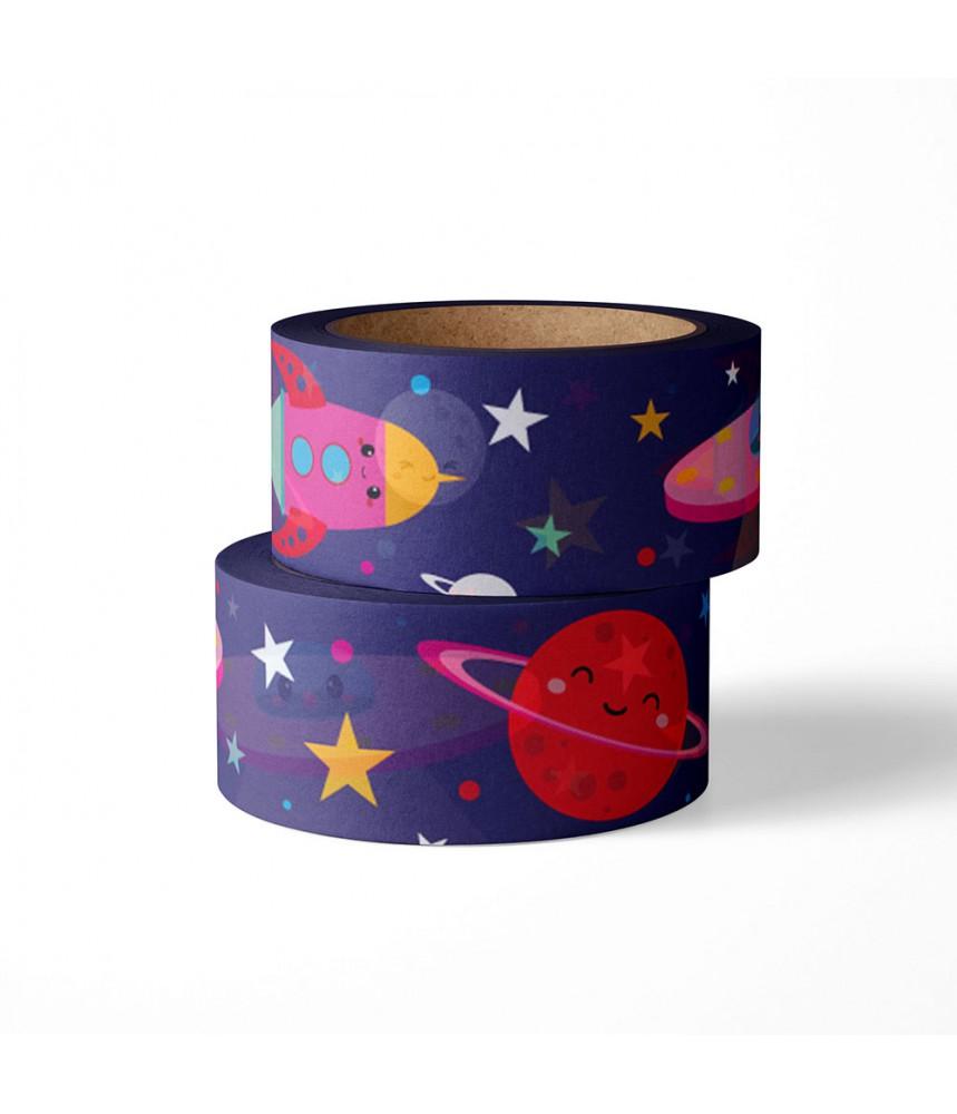 Washi tape studio inktvis space