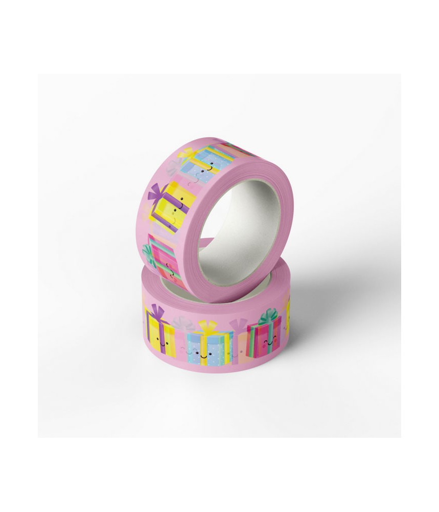 Washi cadeautjes roze studio schatkist