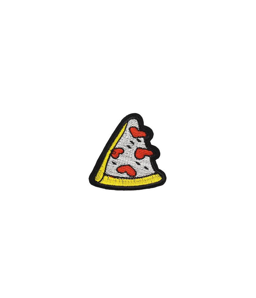 Patch strijk applicatie - Pizza