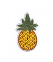 Patch strijk applicatie - Ananas