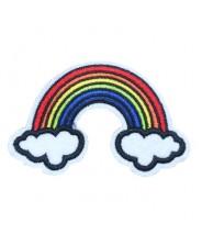 Patch strijk applicatie - Regenboog