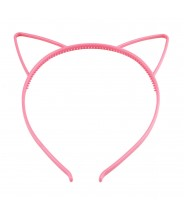 Haarband katjes oren lichtroze
