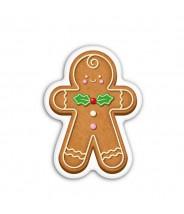 Magneetje gingerbread studio schatkist
