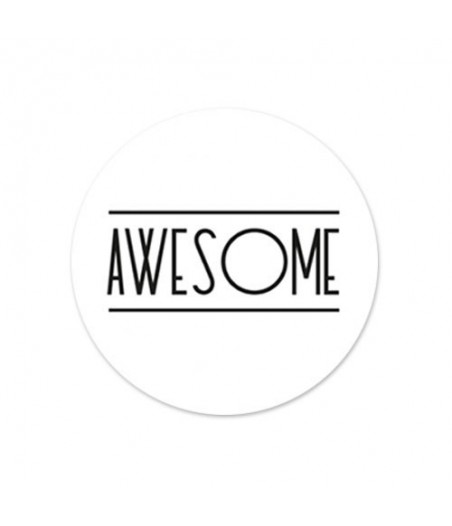 Stickers - Awesome