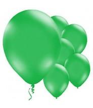 Ballon per stuk - Donkergroen