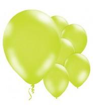 Ballon per stuk - Limegroen