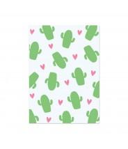 """Kaart """"cactus patroon"""""""