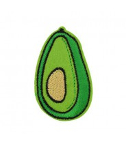 Patch strijk applicatie - Avocado
