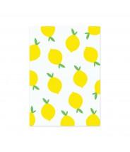 "Kaart ""citroen patroon"""