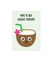 """Kaart """"coconuts"""""""