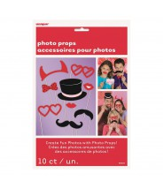 Photo booth props liefde