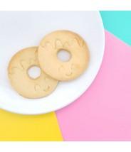 Koekjesvorm uitsteker donut