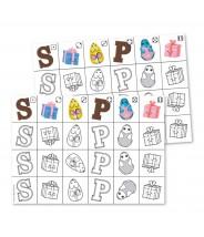 Bingo spel sinterklaas - studio schatkist