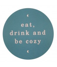 Stickers Eat drink & be cozy