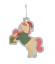 Luchtverfrisser kerst eenhoorn