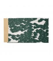 Papieren zakjes kerstboom wold